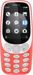 Nokia 3310 Warm Red variant