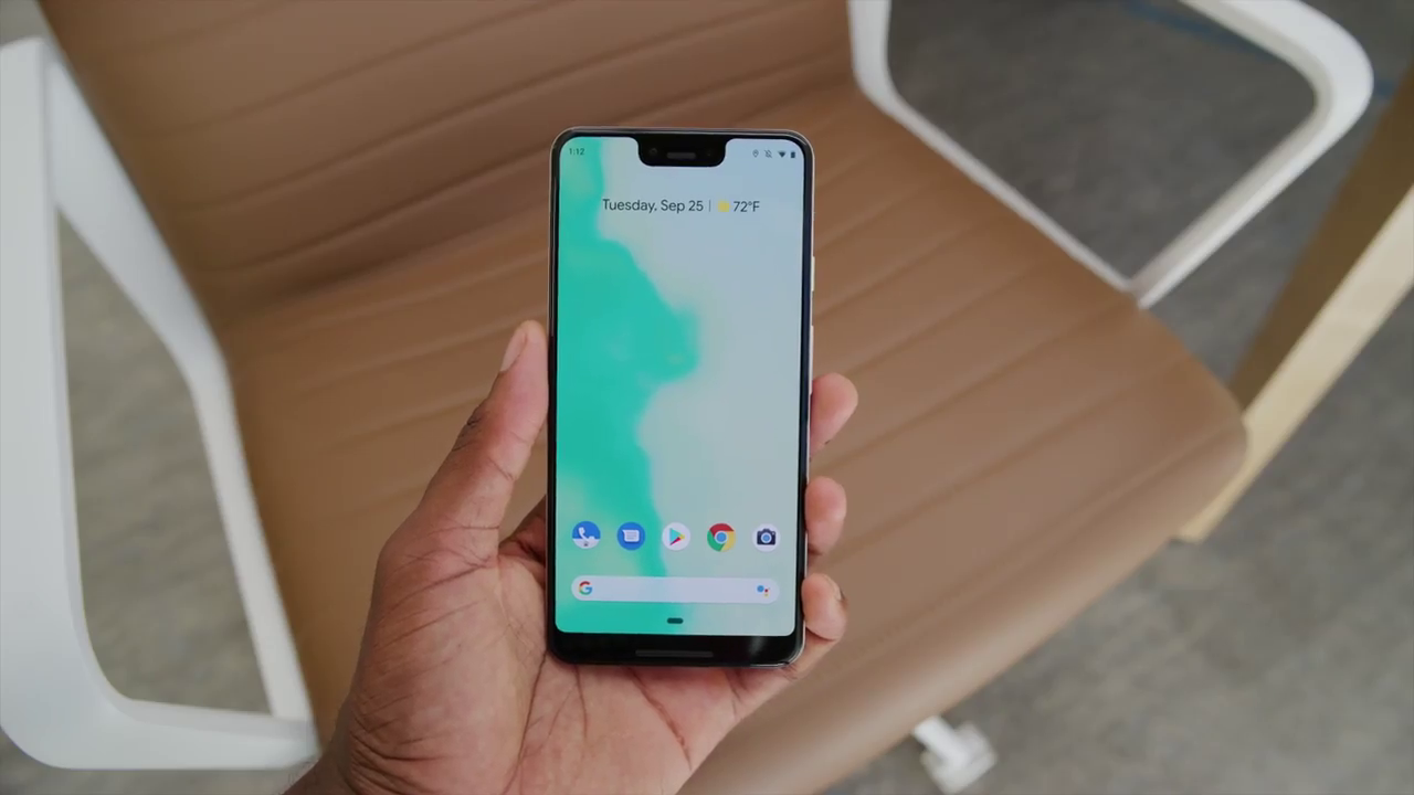 Pixel 3 XL Display