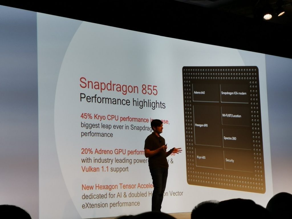 Snapdragon 845 Performance