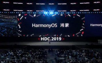 HarmonyOS Announced