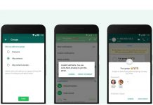 WhatsApp New Features